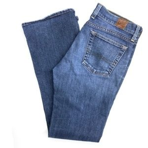 Lucky Brand Classic Medium Wash Bootcut Jeans Sz 8